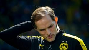 Thomas Tuchel Borussia Dortmund Bundesliga 050617