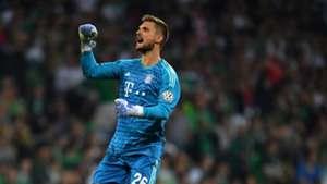 Sven Ulreich Werder Bremen FC Bayern München DFB-Pokal 24042019