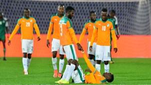 CHAN 2018: Zambie v Côte D'Ivoire