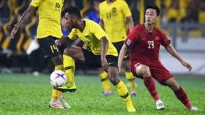 Akram Mahinan, Malaysia v Vietnam, 2018 AFF Suzuki Cup