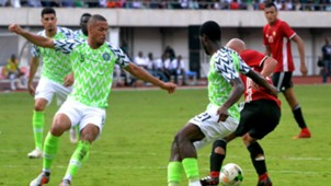 William Troost-Ekong, Ola Aina - Nigeria vs. Libya
