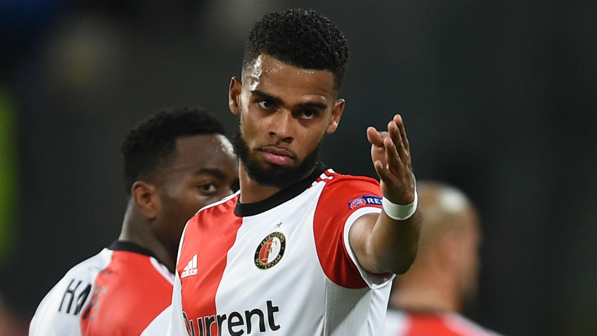 Jeremiah St Juste Feyenoord