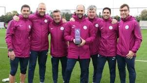 Pep Guardiola Manchester City 2017