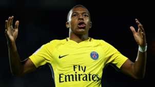 Kylian Mbappé Metz PSG Ligue 1 09082017