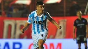 Cristaldo Racing Argentinos Juniors 29092018 Superliga