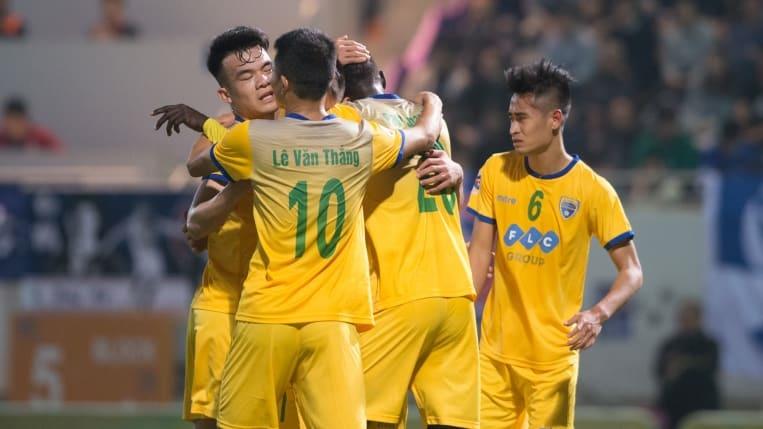 Thanh Hóa vs Eastern