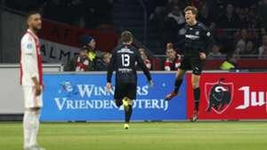 Sam Lammers Ajax - sc Heerenveen 01202019