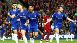 Emerson Chelsea Liverpool League Cup 26092018