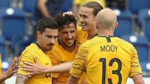Socceroos Czech Republic