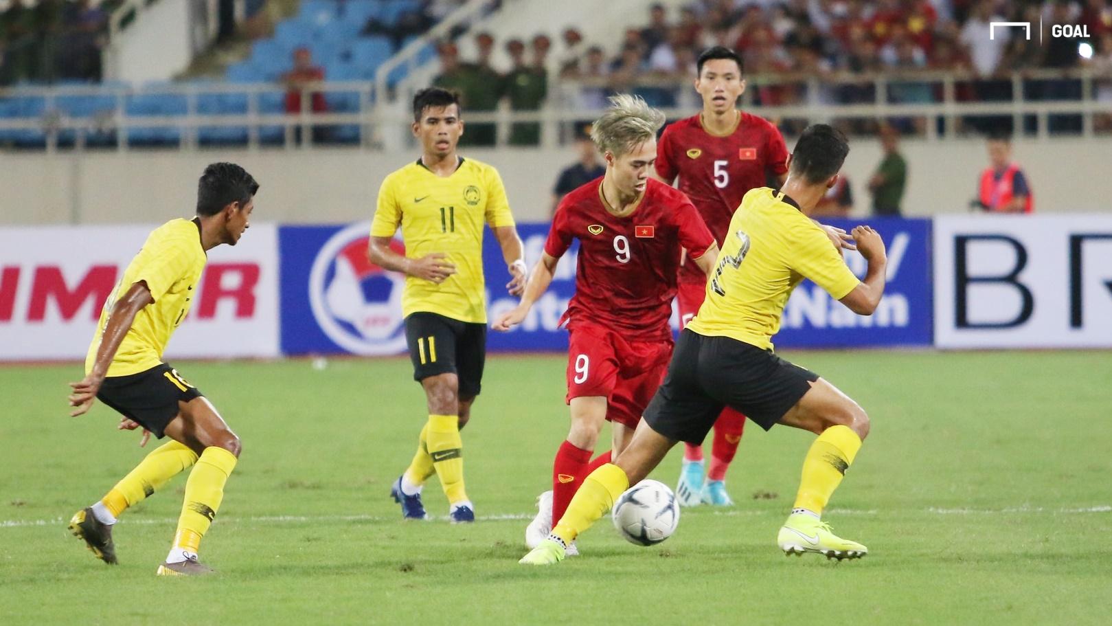 Nguyen Van Toan | Vietnam vs Malaysia | 2022 FIFA World Cup qualification (AFC)