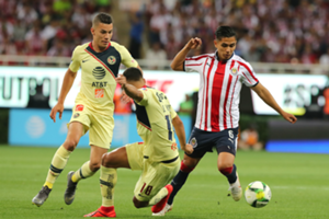 Chivas América Dieter Villalpando