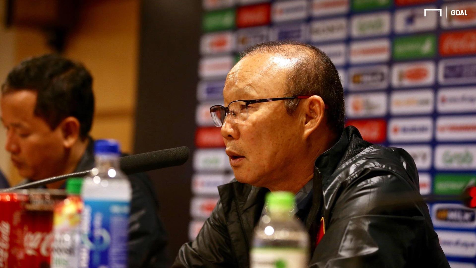 Park Hang Seo U23 Vietnam U23 Indonesia AFC U23 Championship Qualifiers