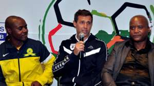 Salmon appointed Orlando Pirates coach after leaving Bidvest Wits