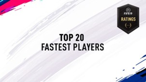 FIFA 19 TOP PACE