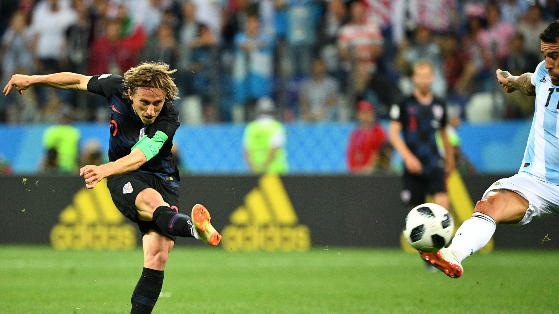 Luka Modric CroatiaWorld Cup
