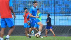 Brent Griffiths - Arema FC