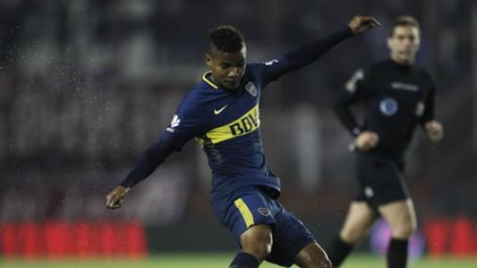 Wilmar Barrios Lanus Boca Fecha 2 Superliga Argentina 10092017