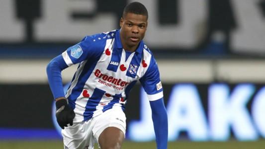 Denzel Dumfries, sc Heerenveen, Eredivisie 03032018