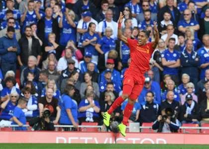 Roberto Firmino Liverpool Leicester 10092016