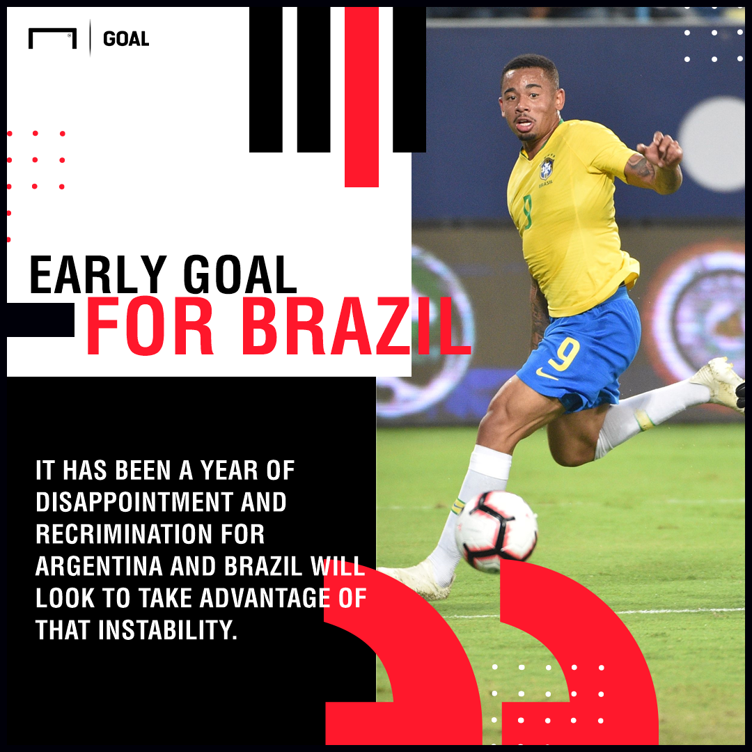Brazil Argentina graphic