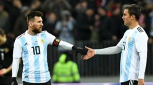 2018-03-27 Lionel messi Paulo Dybala