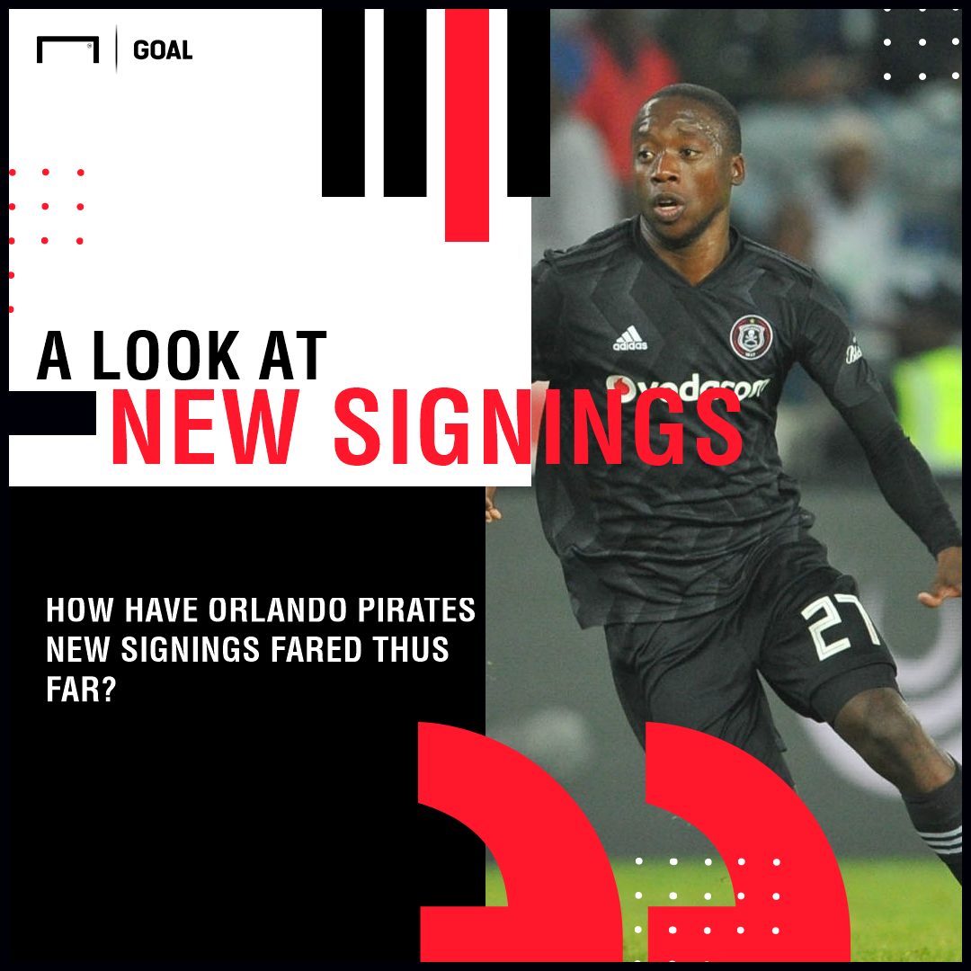 Orlando Pirates new signings