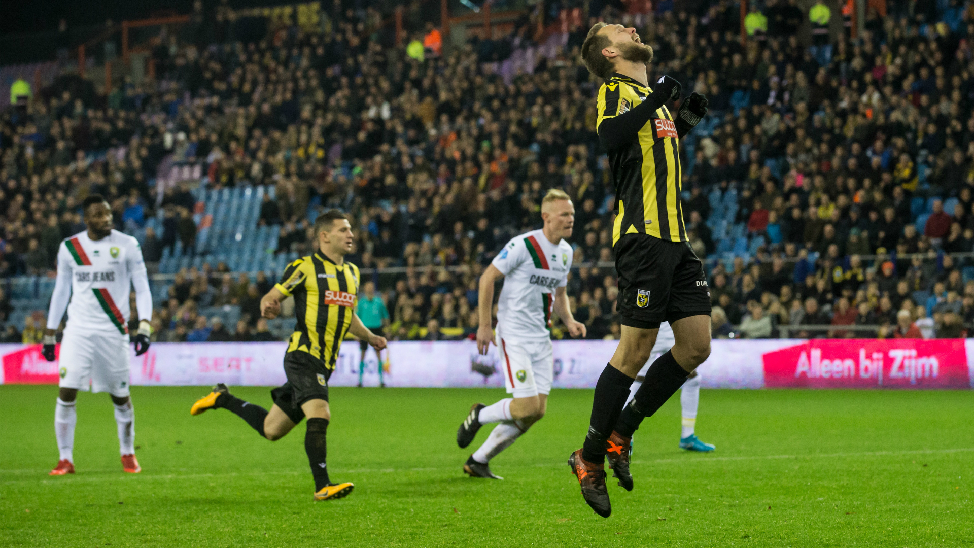 Vitesse - ADO Den Haag, Eredivisie 11262017