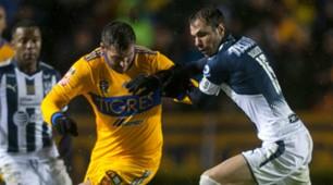 Tigres Monterrey André-Pierre Gignac José Basanta 061217