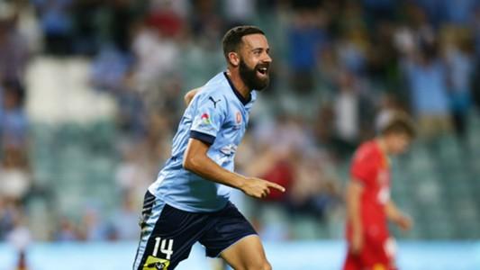 Alex Brosque Sydney FC A-League