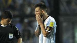 Lionel Messi Argentina Peru Eliminatorias Sudamericanas 05102017