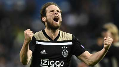 Daley Blind Ajax 2018-19