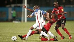 Darlington Nagbe USA Trinidad and Tobago