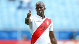 Luis Advíncula Peru Venezuela Copa America 2019