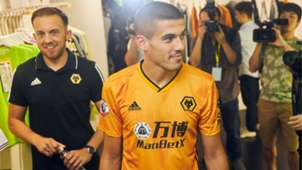 Conor Coady Wolves China tour 2019