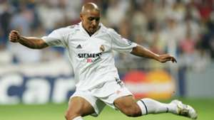 Roberto Carlos Real Madrid La Liga