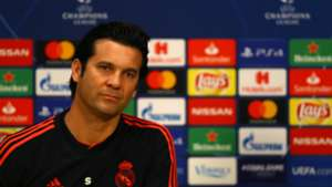 Santiago Solari Real Madrid Champions League