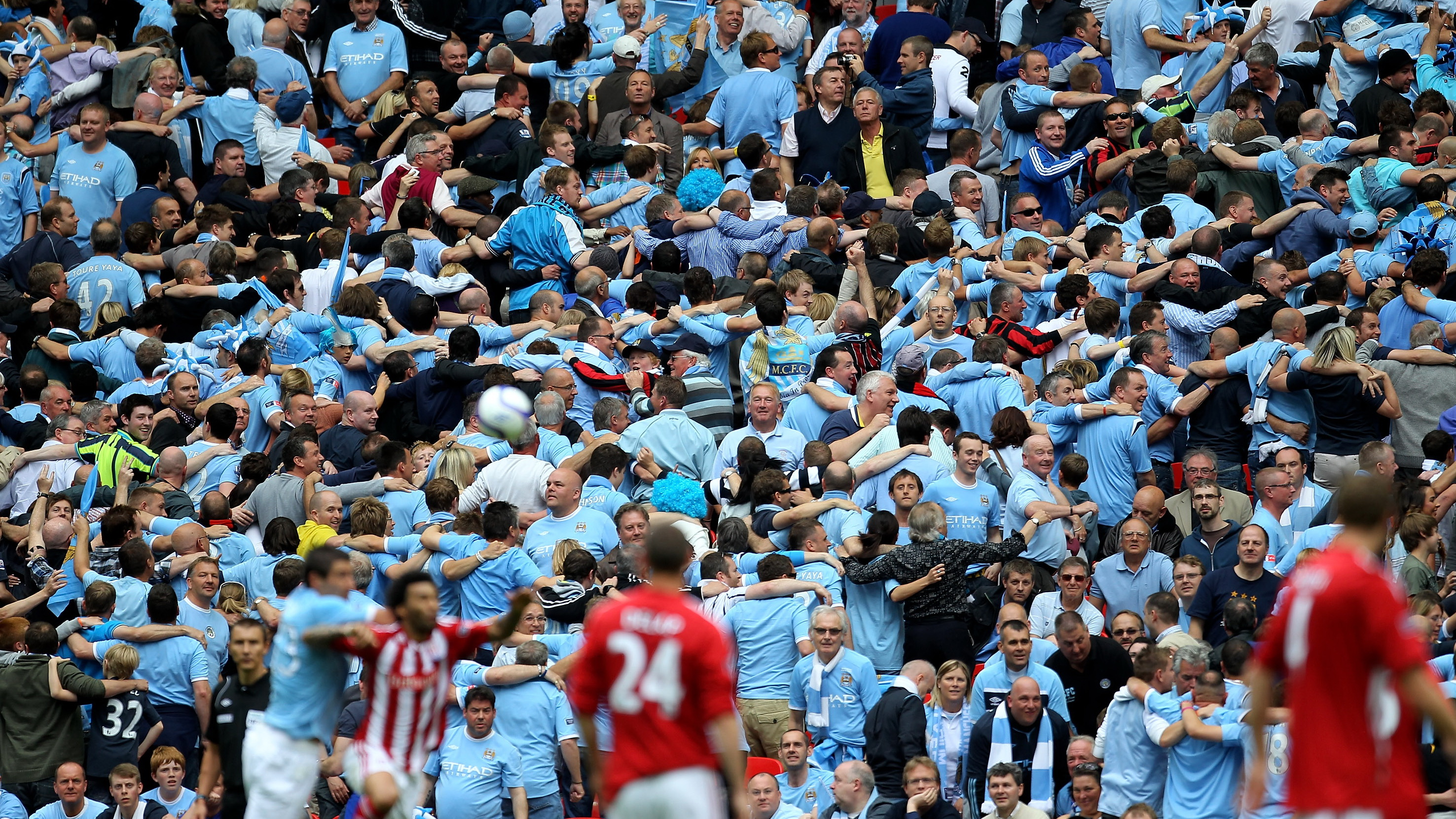 Etihad Manchester City