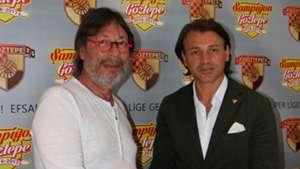 Mehmet Sepil Tamer Tuna Goztepe