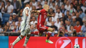 Arjen Robben Real Madrid Bayer Munich 180417