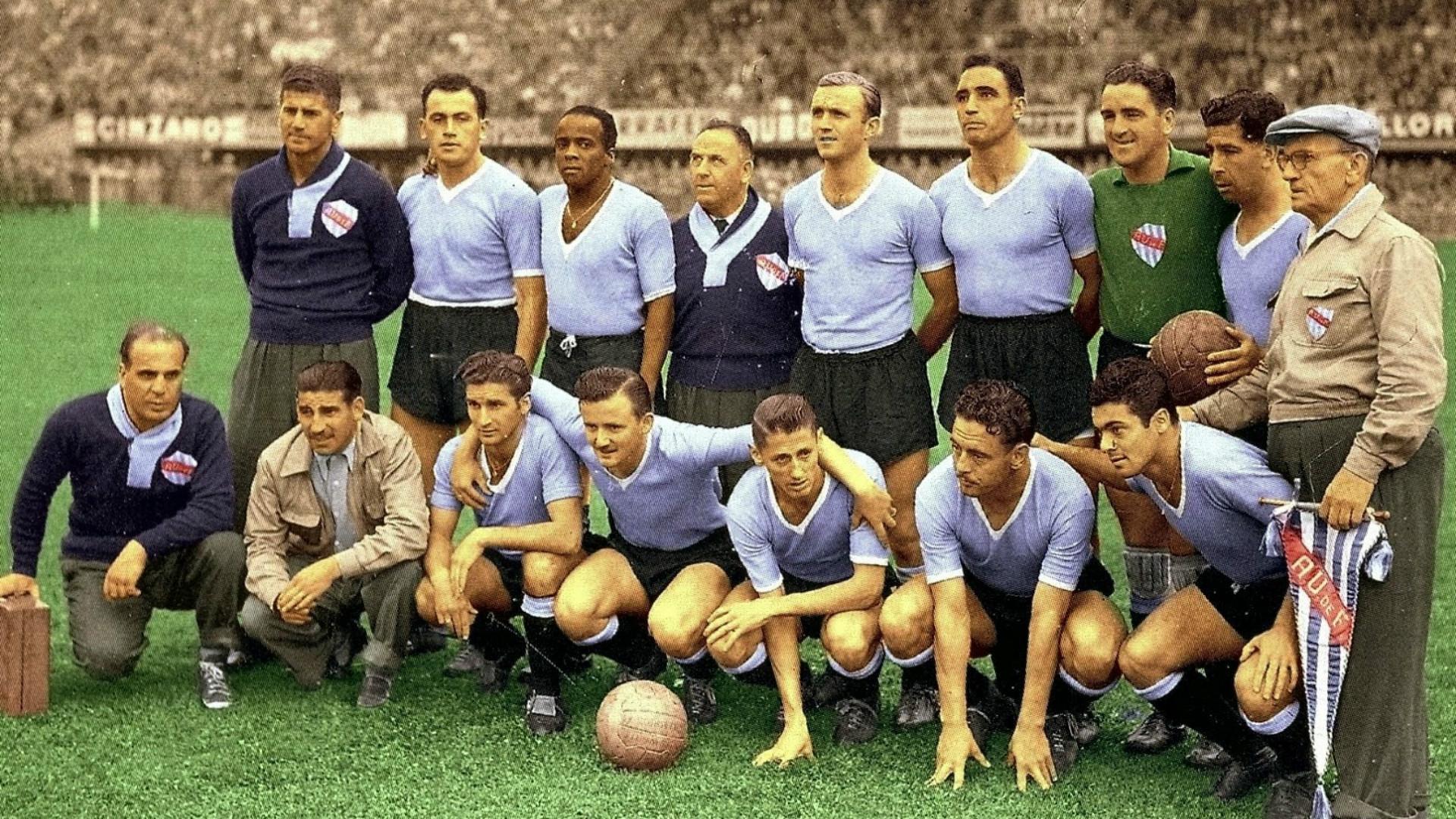 Uruguay Copa del Mundo 1954