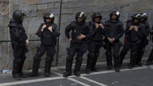 Polizei Spanien Police Spain