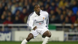 Claude Makelele Real Madrid 2003