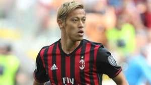 Honda, Palacio & Pemain Top Serie A Italia Yang Segera Habis Kontrak