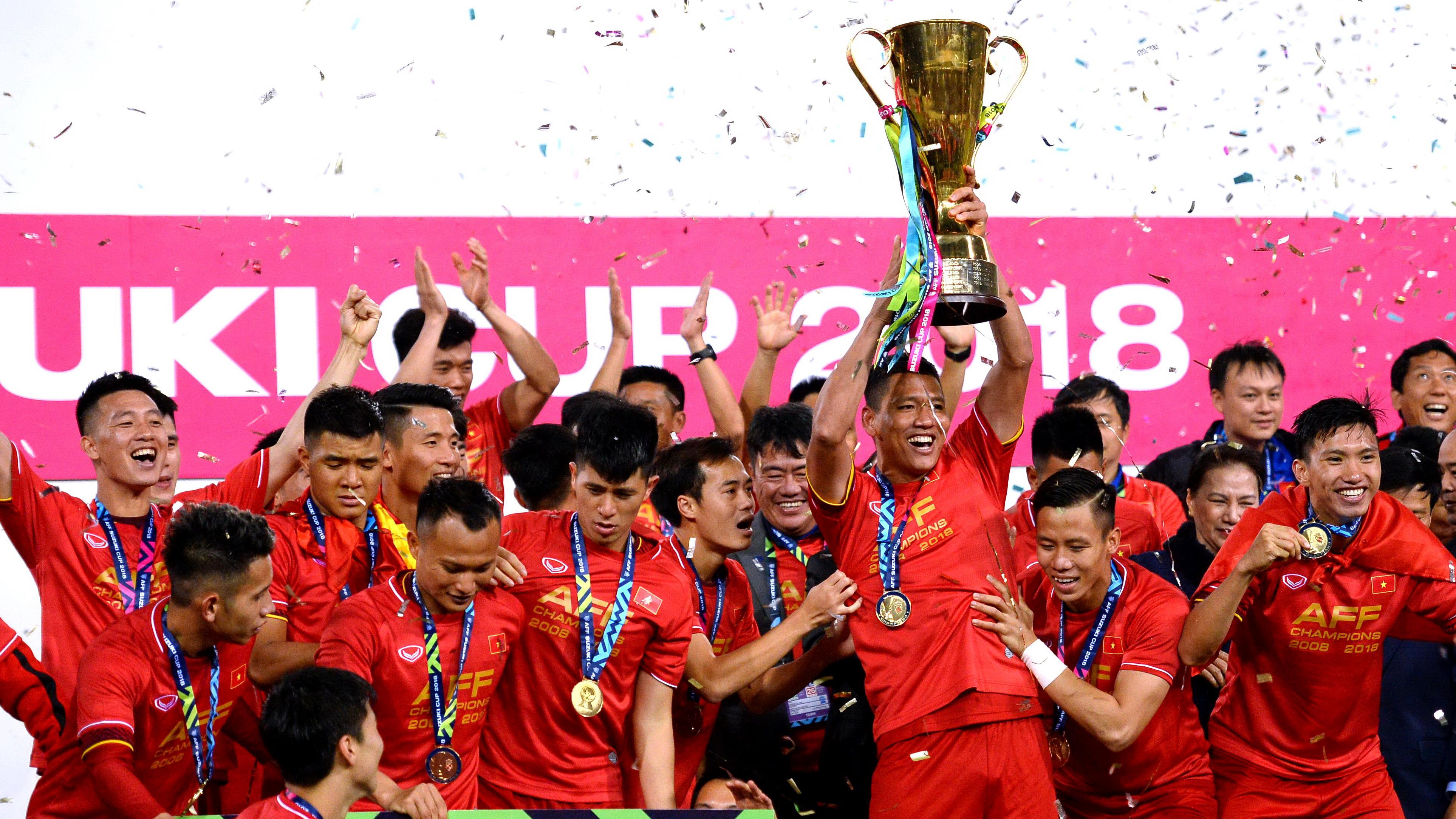 Xem lại Việt Nam vs Malaysia, 15/12/2018 (chung kết lượt về AFF Cup 2018)