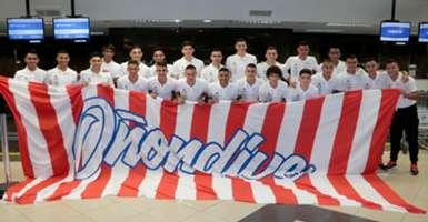 Sub 20 (Paraguay) 15-01-19
