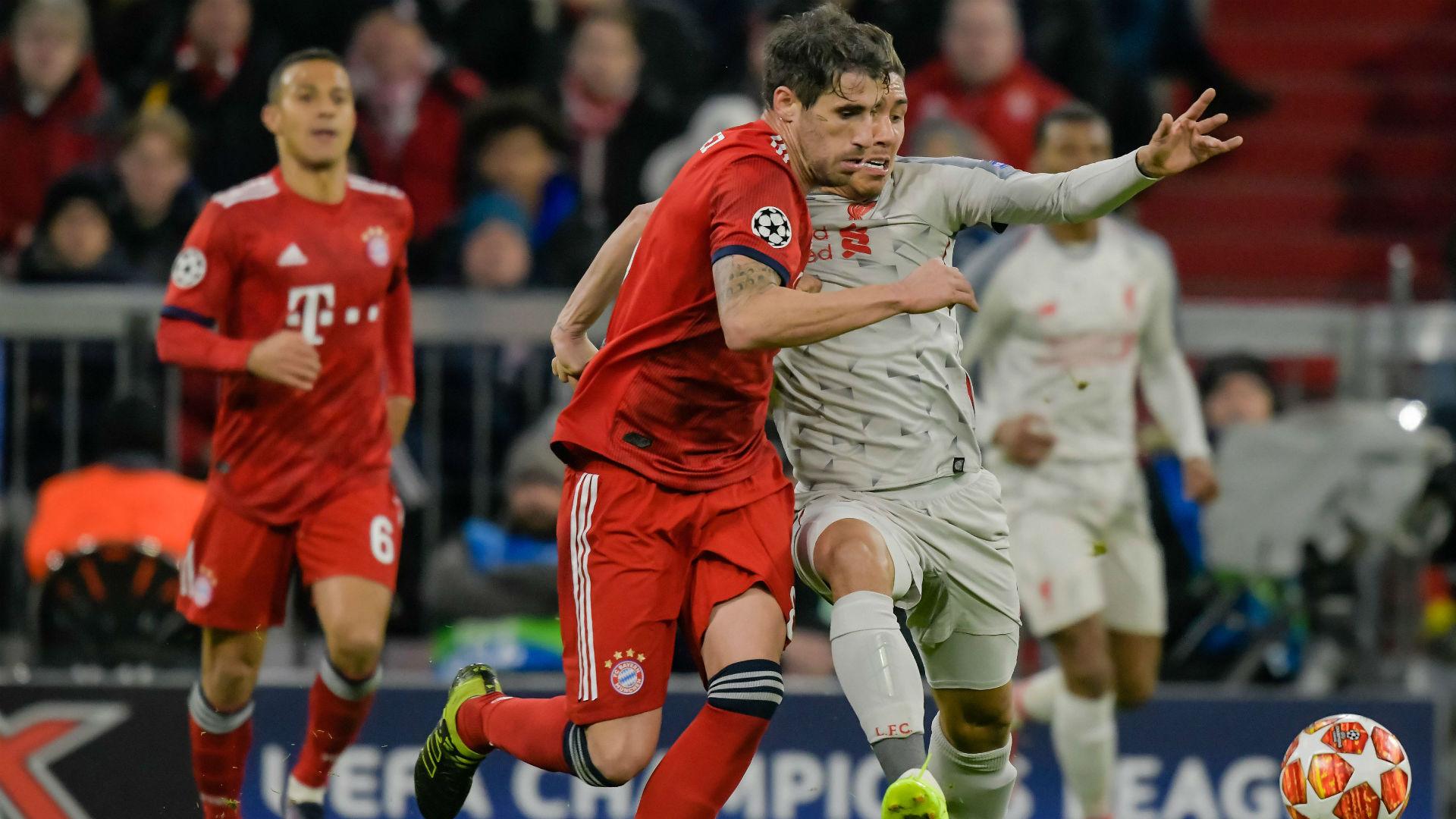 Javier Martinez FC Bayern München Liverpool 13032019