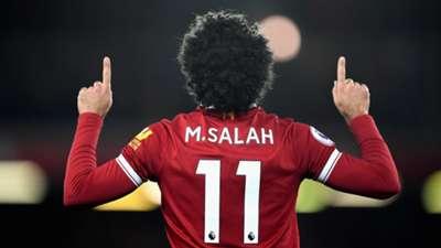 Mohamed Salah Liverpool 2017-11-25