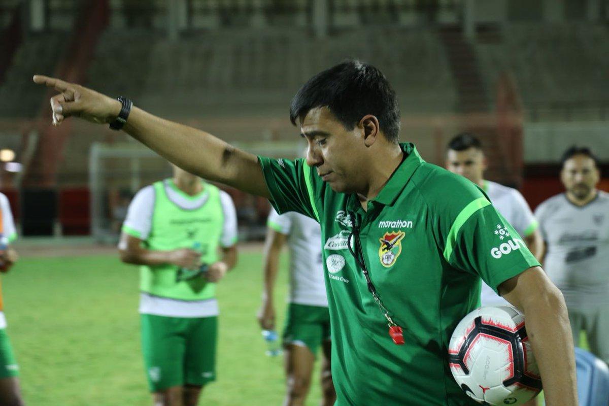 César Farías, Bolivia