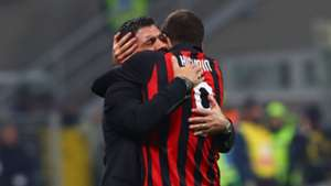 Gonzalo Higuain Milan SPAL Serie A
