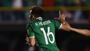 Hector Herrera Mexico Trinidad and Tobago